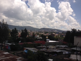 Miss Sutton First Impressions of Addis Ababa