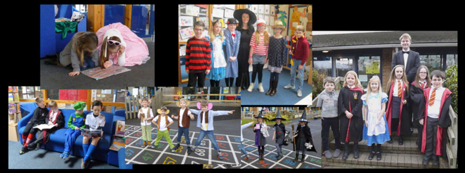 World Book day March 2016